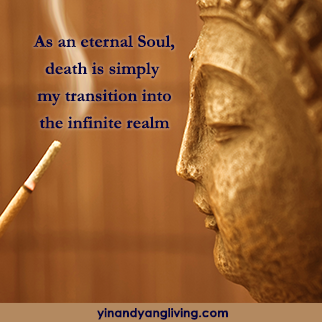 OM Message of the Week: Eternal Soul into Infinite Realm