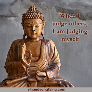 OM Message of the Week: Judge Others, Judge Myself