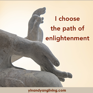 OM Message of the Week: Path of Enlightenment