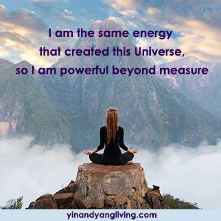 OM Message of the Week: Powerful Beyond Measure