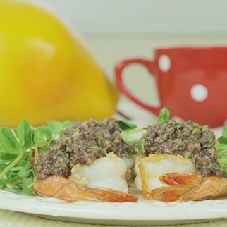 Shrimp Tapenade