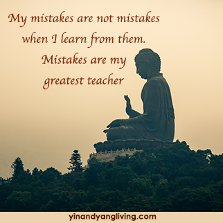 OM Message: Mistakes are not Mistakes