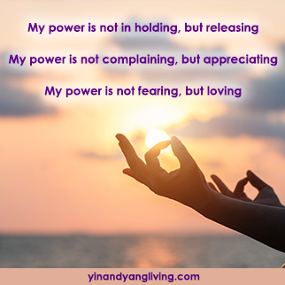 OM Message: Power in Loving