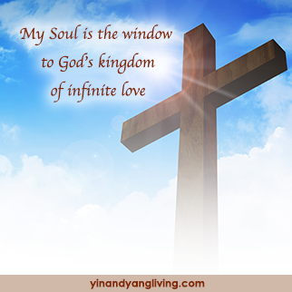 OM Message: Soul Window to God's Kingdom