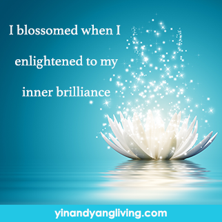 OM Message: Blossom to My Inner Brilliance