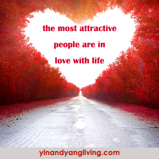 OM Message: Attractive People Love Life