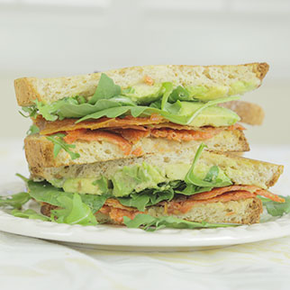 Gluten Free Healthy Sandwiches