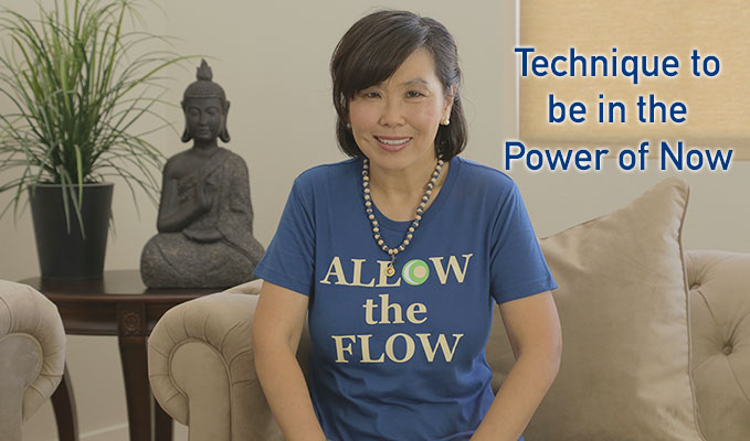 Tools to be in the Power of Now
