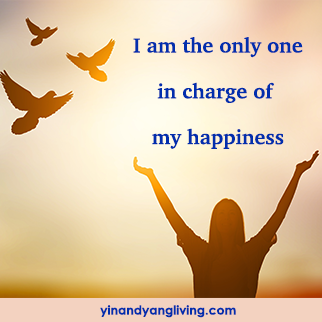 OM Message: In Charge of My Happiness