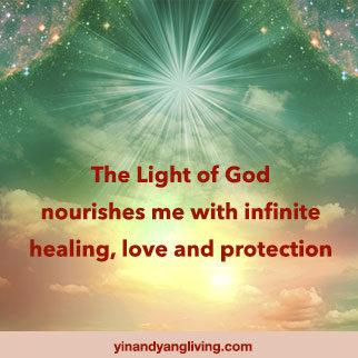 OM Message: God's Light