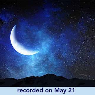 Live Streaming: Group Healing Meditation, May 21
