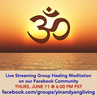 Group Healing Meditation on JUNE 11