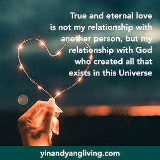 Om Message: Eternal Love