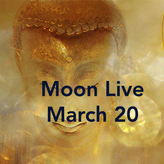 Moon Live on March 20