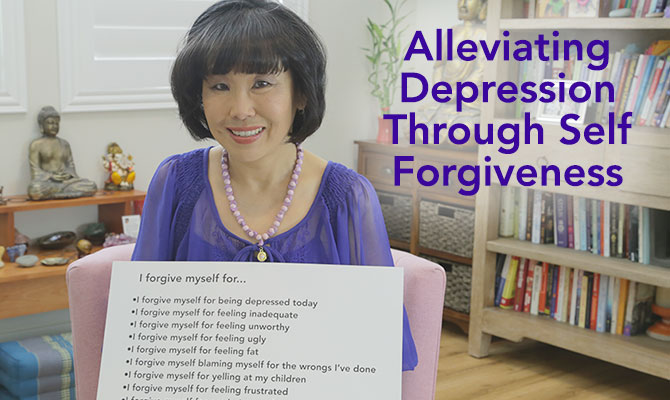 Alleviate Depression with Self Forgiveness