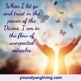 OM Message: Trust in Divine