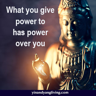 Om Message: Power Over you