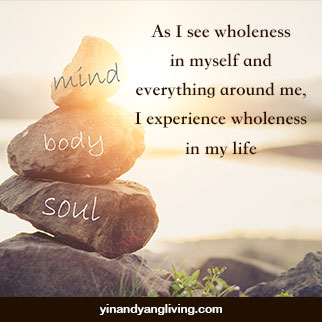 Om Message: Wholeness