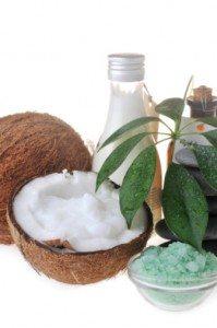 CoconutOilLeaves