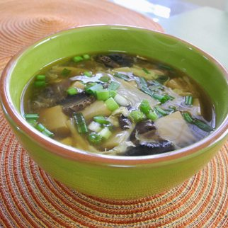 Hot & Sour Soup