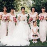 My Sister Sun's Wedding Day…