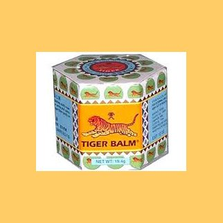 Tiger Balm: Freeing Yourself from Pain