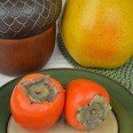 Fresh Asian Persimmons!
