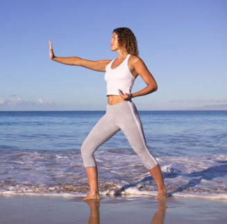 Tai Chi: 3 Basic Movements