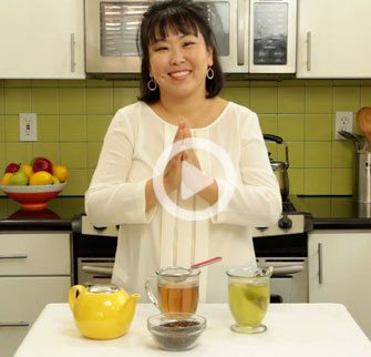 How to Make Green Tea the Right Way!